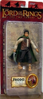 Figurka Frodo with light-up Sting Sword - Lord Of The Rings - Pán prstenů