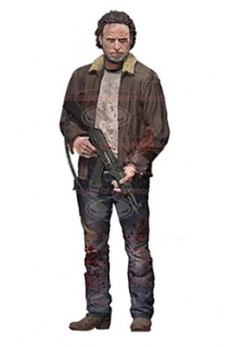 Figurka Rick Grimes - THE WALKING DEAD - ŽIVÍ MRTVÍ - TV SERIES 8 - McFarlane