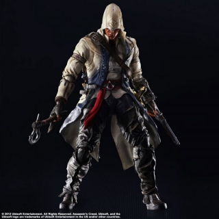 Figurka Connor Kenway - Assassin´s Creed III Play Arts Kai Action Figure