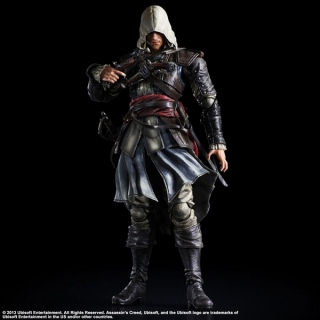 Figurka Edward Kenway - Assassin´s Creed III Play Arts Kai Action Figure