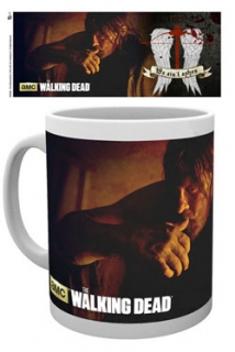 Hrnek Walking Dead Mug Daryl Wings