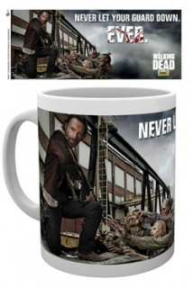 Hrnek Walking Dead Mug Rick Guard