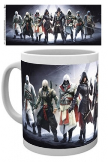 Hrnek Assassin´s Creed Mug Assassins