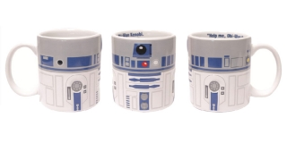 Hrnek Star Wars 2D Ceramic Mug R2-D2