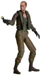 Figurka Ripley (Bald Prisoner) - Alien 3 Action Figure Series 8 - Neca