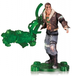 Figurka Atomic Green Lantern - Infinite Crisis Action Figure