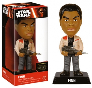 Figurka Finn - Star Wars Episode VII Wacky Wobbler Bobble-Head