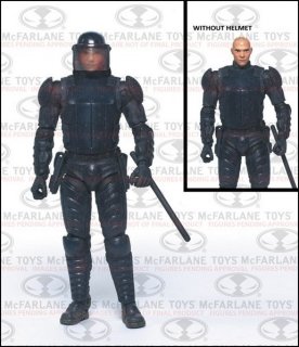 Figurka Riot Gear Glenn - The Walking Dead Comic Version Figure Series 2