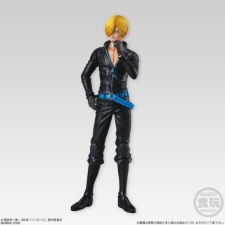 Figurka Sanji - One Piece Gold Styling Movie Collection Figure