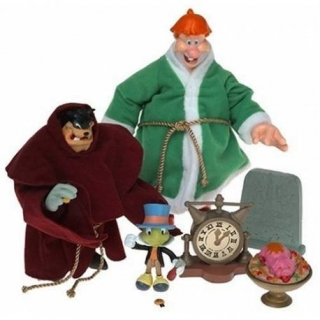 Figurky The Ghost Of Christmas - Disney Mickey's Christmas Carol Figure