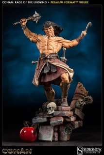 Soška Conan the Barbarian Premium Format Figure 1/4 Rage of the Undying