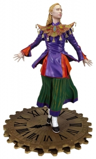 Soška Alice Through the Looking Glass Gallery PVC Statue