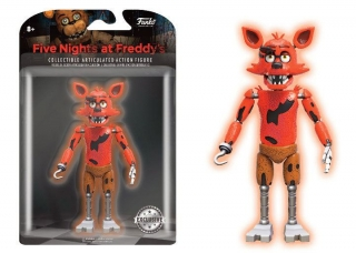 Figurka Foxy GITD - Five Nights at Freddy's Action Figure