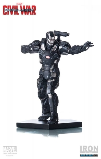 Soška War Machine - Captain America Civil War Statue 1/10