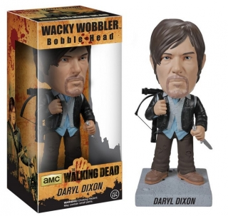 Figurka Daryl Dixon - The Walking Dead Wacky Wobbler Bobble-Head