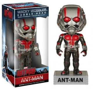 Figurka Ant-Man Wacky Wobbler Bobble-Head