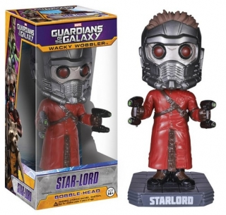 Figurka Star-Lord - Guardians of the Galaxy Wacky Wobbler Bobble-Head