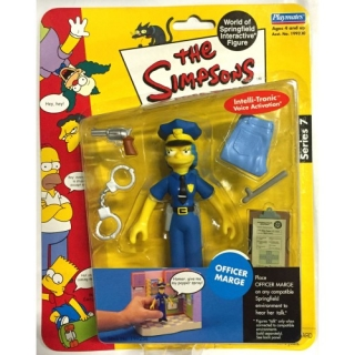 Figurka Officer Marge -  The Simpsons Action Figure