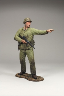Figurka MARINE WITH MACHINE GUN - CALL OF DUTY - McFarlane