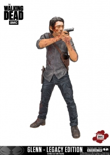Figurka Glenn Legacy Edition - The Walking Dead TV Version Deluxe Action Figure