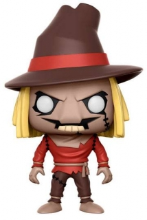 Přívěsek Scarecrow - Batman The Animated Series Pocket POP! Vinyl Keychain