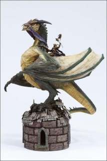 Figurka ETERNAL DRAGON - MCFARLANE'S DRAGONS SERIES 1: QUEST FOR THE LOST KING