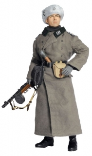 Figurka Horst Salinger, Panzergrenadier Recon Officer,