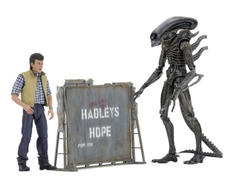 Figurky Aliens Action Figure 2-Pack Hadley's Hope