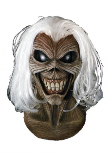 Maska Iron Maiden Latex Mask Killers