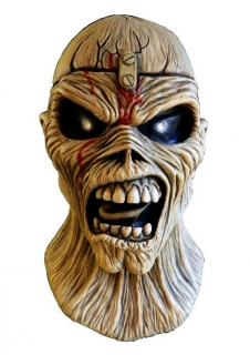 Maska Iron Maiden Latex Mask Piece of Mind