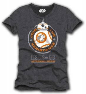 Tričko Star Wars Episode VII T-Shirt BB-8