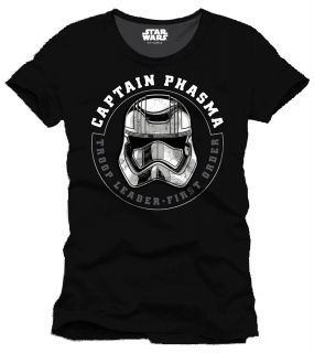 Tričko Star Wars Episode VII T-Shirt Captain Phasma