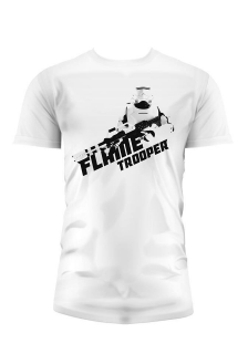 Tričko Star Wars Episode VII T-Shirt Flametrooper Graphic
