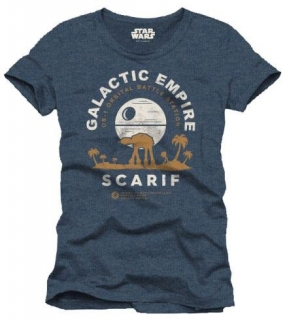 Tričko Star Wars Rogue One T-Shirt Scarif