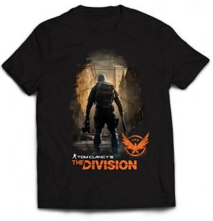 Tričko The Division T-Shirt Operation Dark Winter