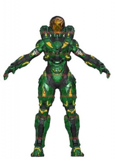 Figurka Spartan Hermes - Halo 5 Guardians Series 2 Action Figure