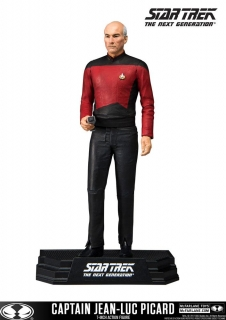 Figurka Captain Jean-Luc Picard - Star Trek TNG Action Figure