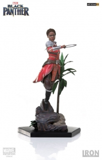 Soška Nakia - Black Panther Battle Diorama Series Statue 1/10