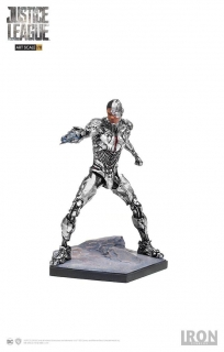 Soška Cyborg - Justice League Art Scale Statue 1/10
