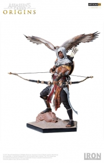 Soška Bayek - Assassin's Creed Origins Deluxe Art Scale Statue 1/10