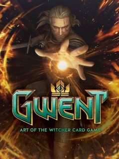 Kniha The Witcher Art Book The Art of the Witcher: Gwent Gallery Collection
