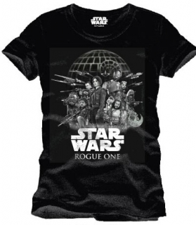 Tričko Star Wars Rogue One T-Shirt Rebel Alliance