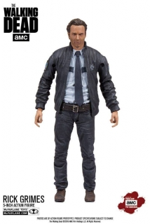 Figurka Constable Rick Grimes - The Walking Dead TV Version Action Figure