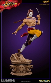 Soška Vega - Street fighter 1/4 Scale Statue
