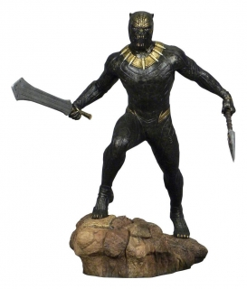 Soška Killmonger - Black Panther Movie Marvel Gallery PVC Statue