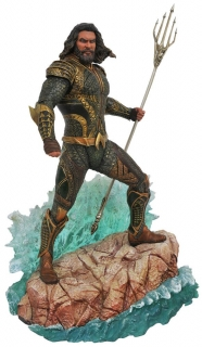 Soška Aquaman - Justice League Movie DC Gallery PVC Statue