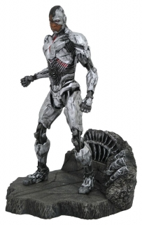 Soška Cyborg - Justice League Movie DC Gallery PVC Statue