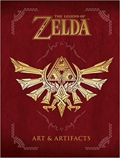 Art Book Kniha The Legend of Zelda: Art & Artifacts
