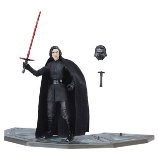 Figurka Kylo Ren Throne Room Exclusive - Star Wars Episode VIII Black Series Deluxe Action Figure