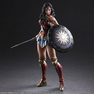 Figurka Wonder Woman - Wonder Woman Movie Play Arts Kai Action Figure
